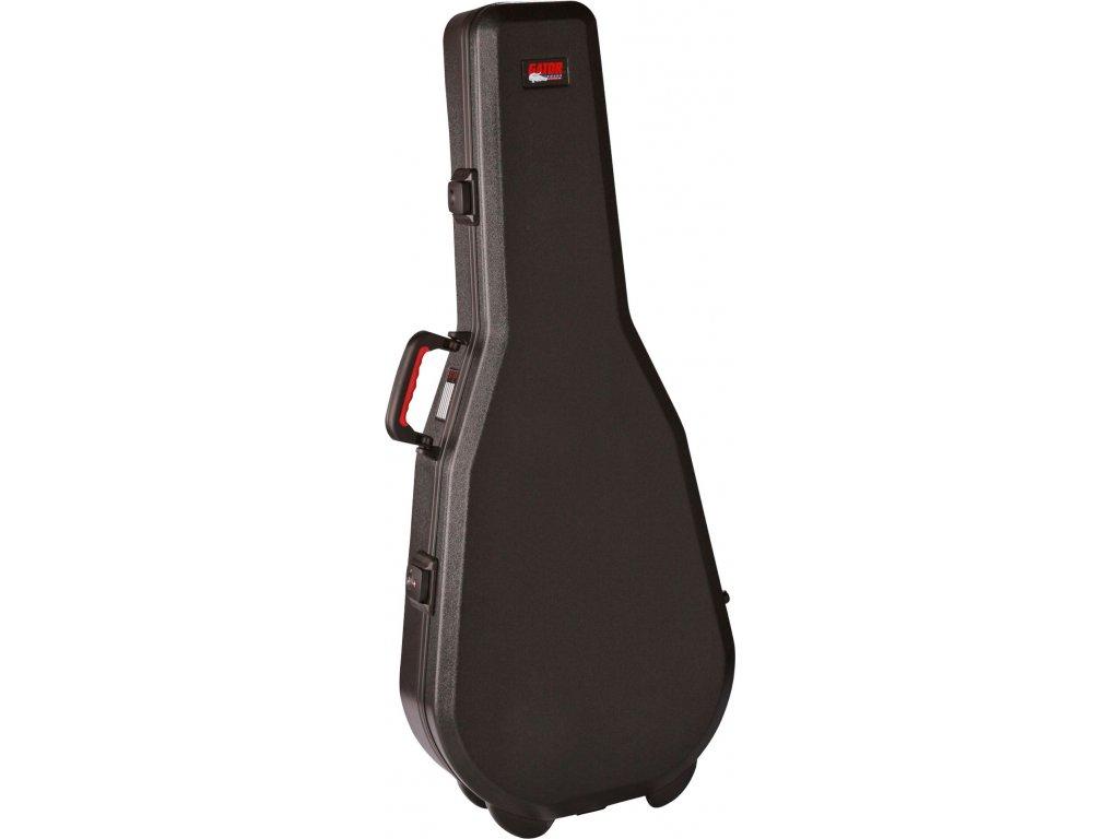 GPE-CLASSIC-TSA - plastový kufr na klasickou kytaru z polyetylénu