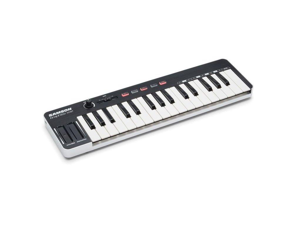 Graphite M32 - USB MIDI kontroler
