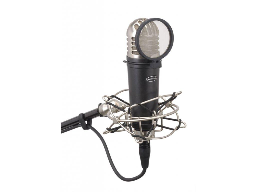 MTR101a - kondenzátorový mikrofon
