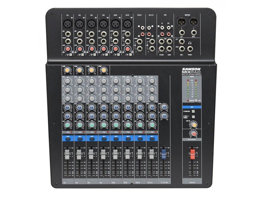 MXP-144 - mixážní pult