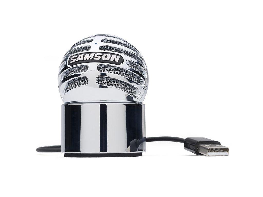 Meteorite - velkomembránový USB mikrofon