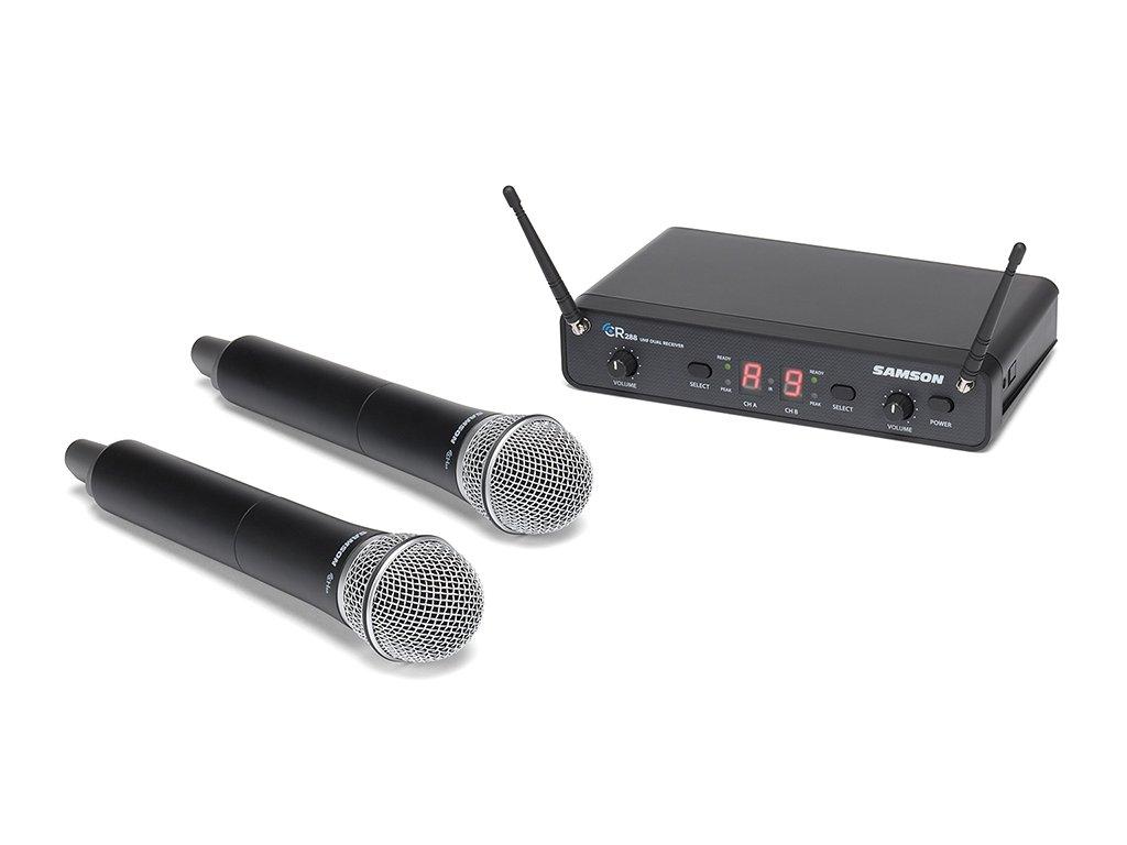 CR288 Dual Handheld - bezdrátový systém