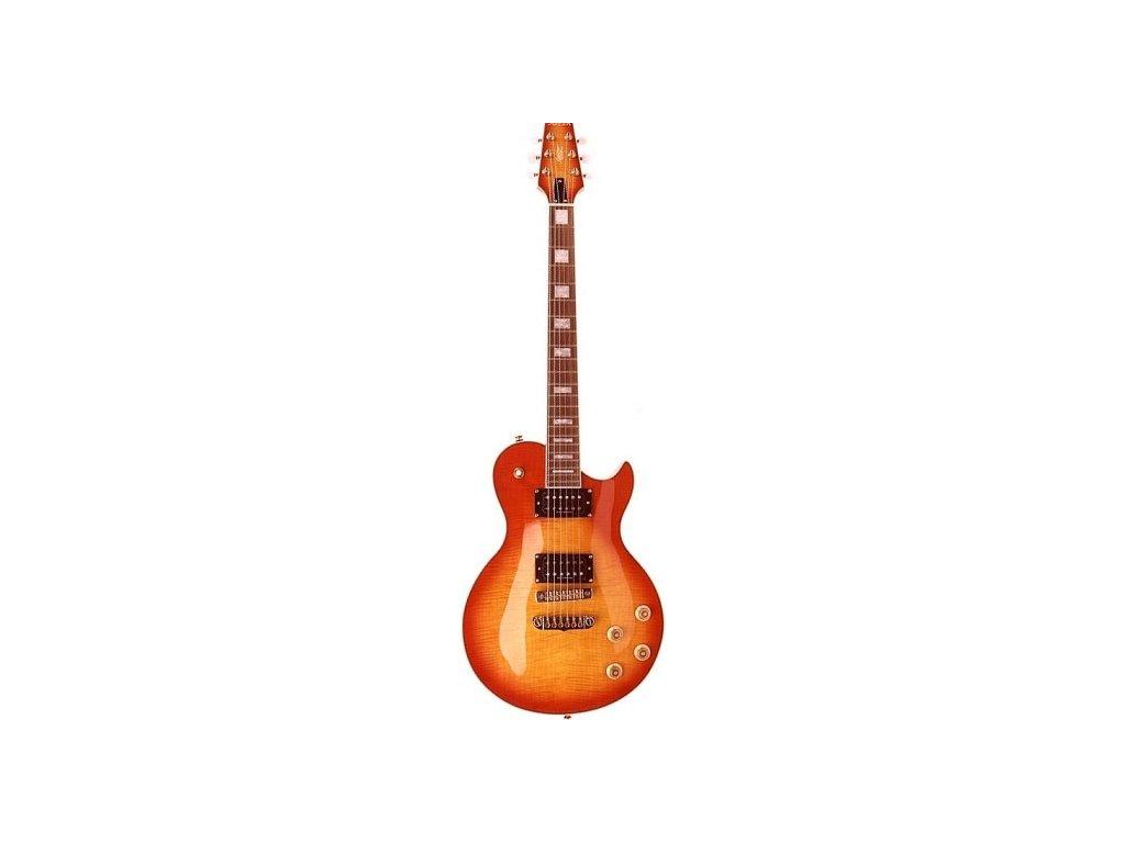 PE-DLX - elektrická kytara