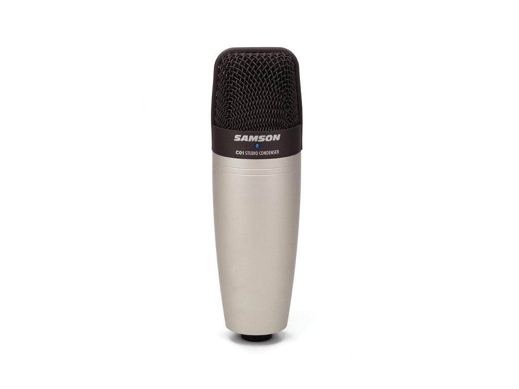 C01 - kondenzátorový mikrofon