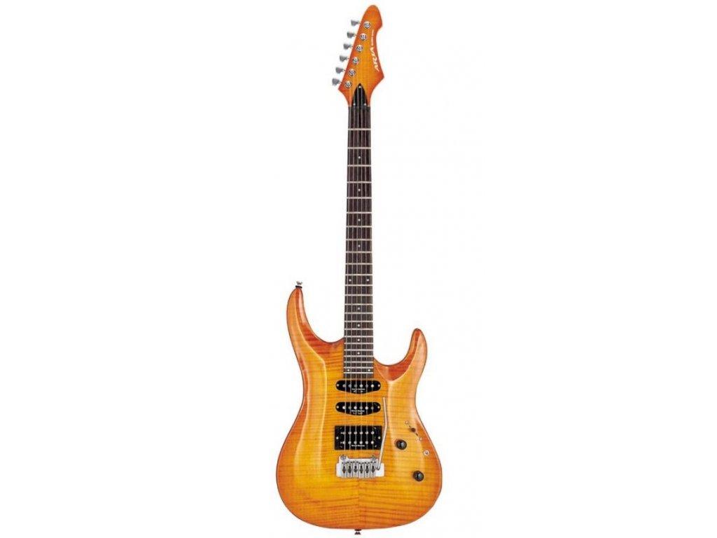 MAC-60 - elektrická kytara