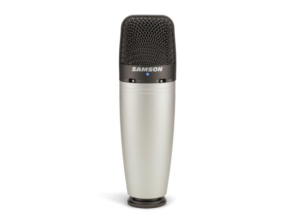 C03 - kondenzátorový mikrofon