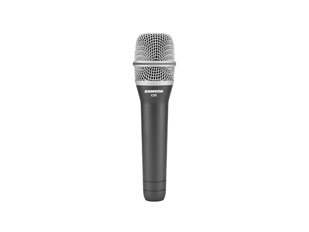 C05CL - kondenzátorový mikrofon