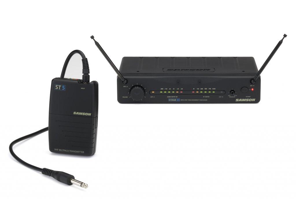 SW55SGT - bezdrátový systém pro basu a kytaru