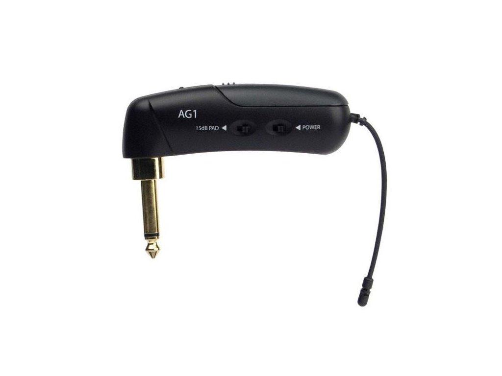 AG1 - kytarový vysílač