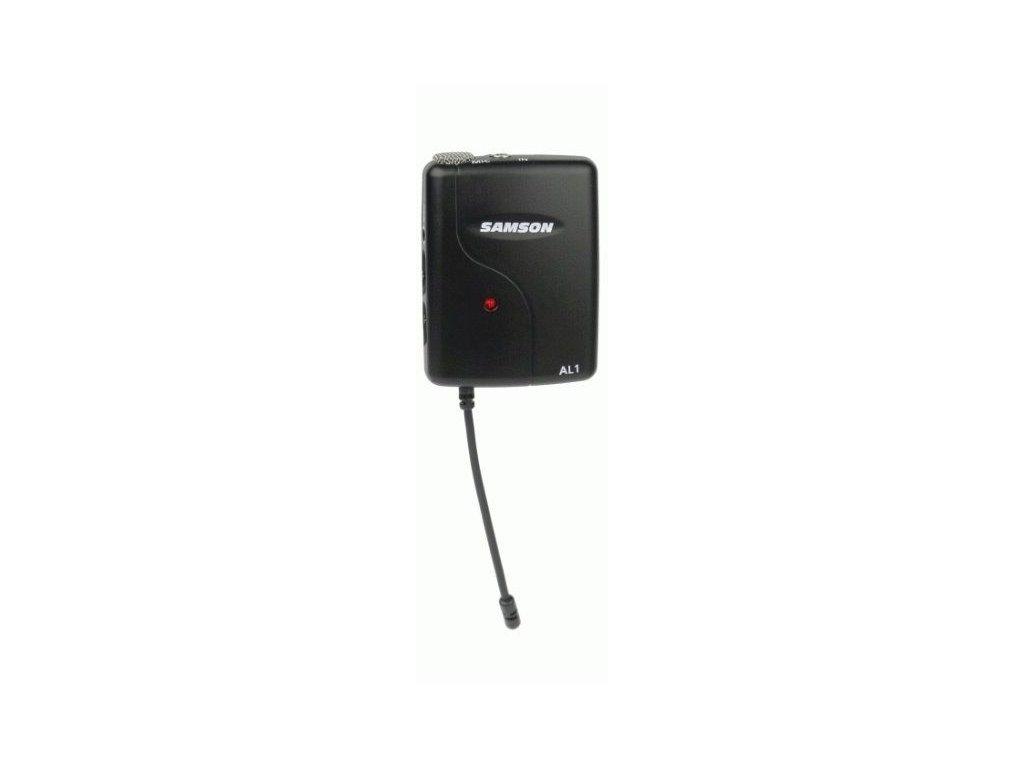 AL1 - klopový kondenzátorový mikrofon