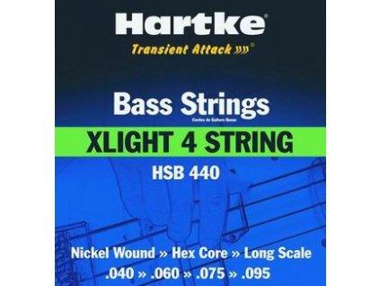 HSB 440 - Struny na baskytaru