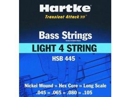 HSB 445 - Struny na baskytaru