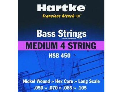 HSB 450 - Struny na baskytaru