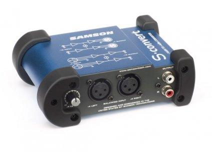 S. convert - převaděč signálu
