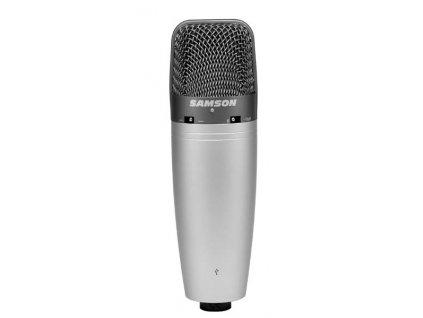 C03U - kondenzátorový mikrofon USB