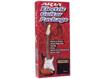 EGP-001 - kytarový komplet