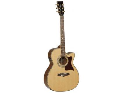 TW 170 AS-CE - elektroakustická kytara