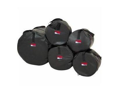 GP Fusion 200 DLX Polstrované obaly na bubny v luxusním provedení.