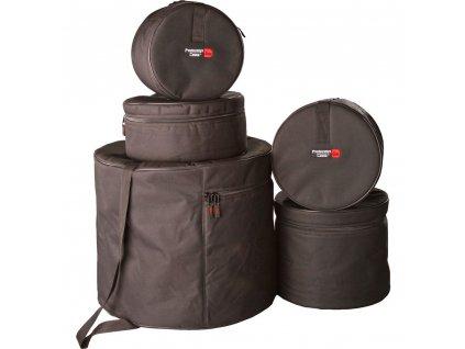 GP-Standard-200 DLX - Polstrované obaly na bubny v luxusním provedení.