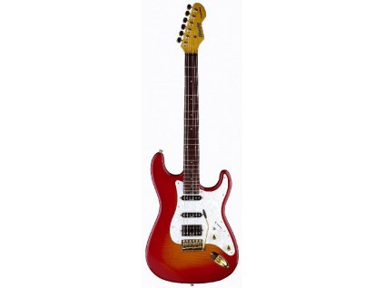 Texas Deluxe TD-RG - Elektrická kytara