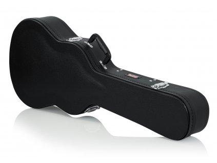GWE-Acou-3/4 - dřevěný kufr na  3/4 akustickou kytaru