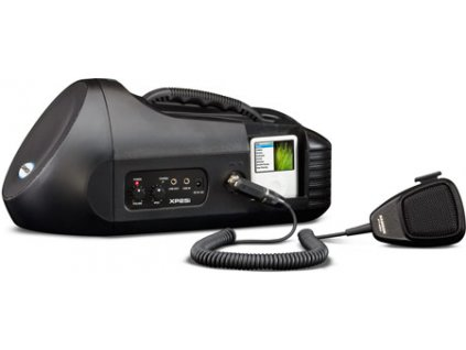 XP25i - přenosný PA systém