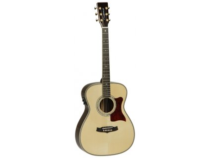 TW 70 H SR B - elektroakustická kytara