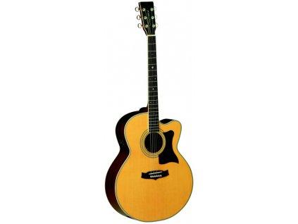 TW 55 NS B - elektroakustická kytara