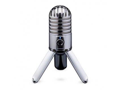 Meteor Mic - velkomembránový USB mikrofon
