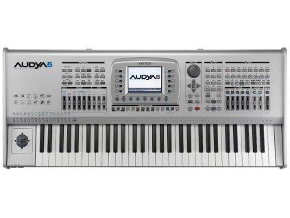 Audya 5 - profesionální keyboard