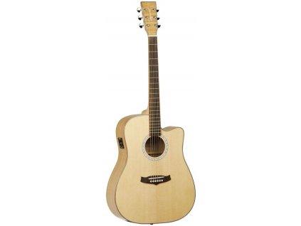 TW28CE XFM - elektroakustická kytara