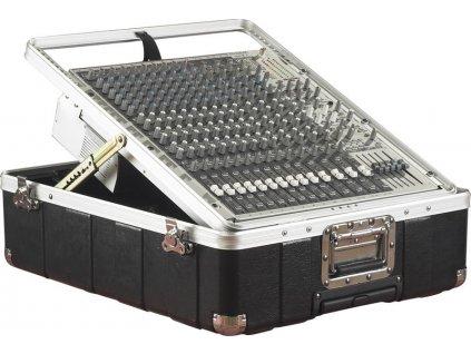 G-MIX-8 PU - Kufr na mix z polyetylenu s kolečky. Velikost : 8 jednotek