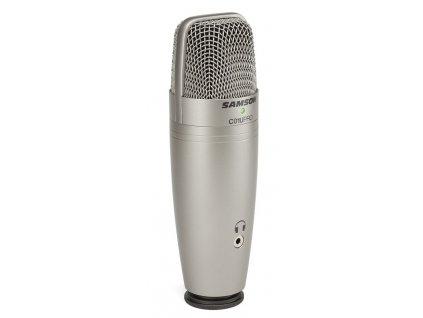 C01U PRO - kondenzátorový mikrofon USB