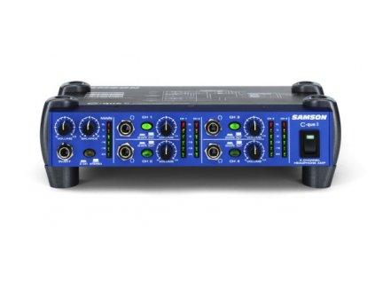 C. Q8 - sluchátkový zesilovač