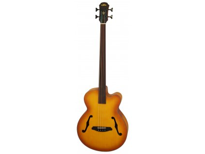 FEB-FL - elektro-akustická baskytara