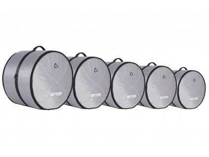 RDP2-03/SRW-polstrované obaly na bicí soupravu
