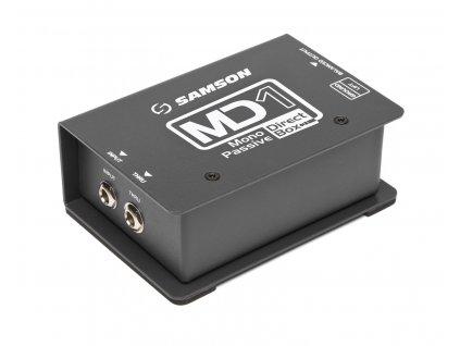 MD1 - pasivní mono direct box