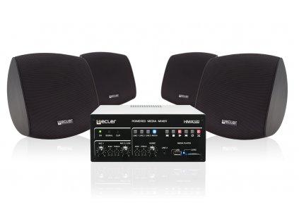 HORECA140BK - audio set