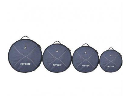 RDP2 - 04/BLW - polstrované obaly na bicí soupravu