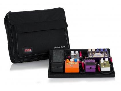 GPT-BL-Pwr-CE - pedal board