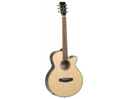 TRSF CE elektro akustická kytary