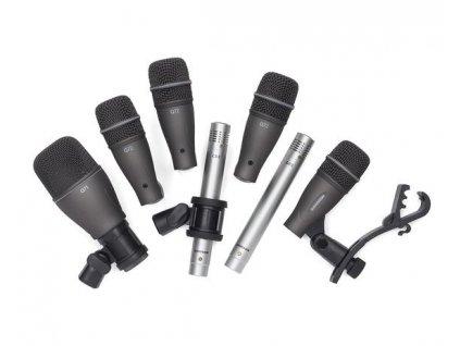DK707 - sada mikrofonů na bicí