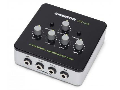 Samson QH4 - sluchátkový zesilovač