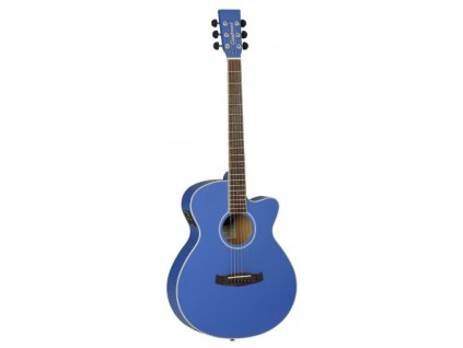 DBT SFCE BL M elektroakustická kytara