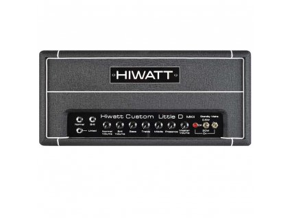 Hiwatt Little D Mk II Head