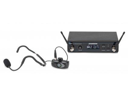 AHX Fitness Headset - bezdrátový systém pro fitness