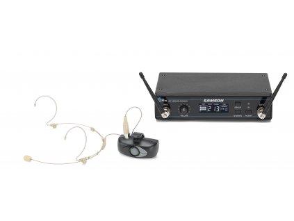 AHX Headset - bezdrátový systém pro fitness a zpěv