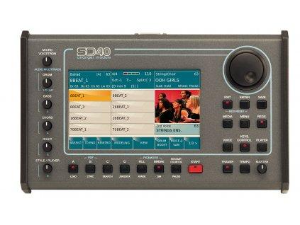SD40 - zvukový modul