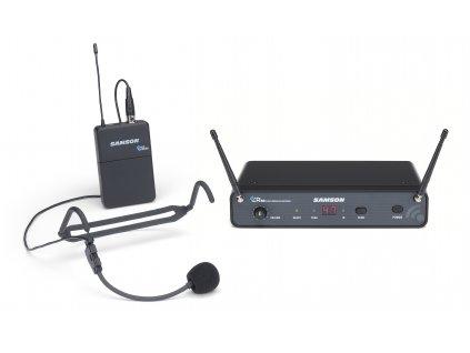 Samson Concert 88x Headset - bezdrátový UHF set