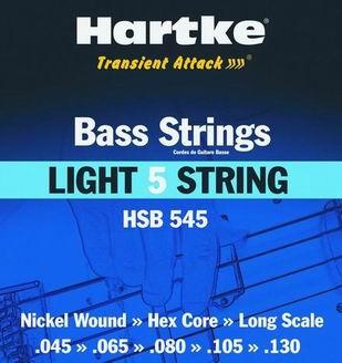 HSB 545 - Struny na baskytaru